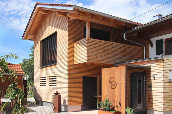 Holzbau Allgäu Architekt