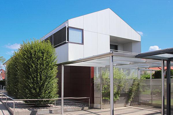 Wohnungsbau Allgäu Architekt
