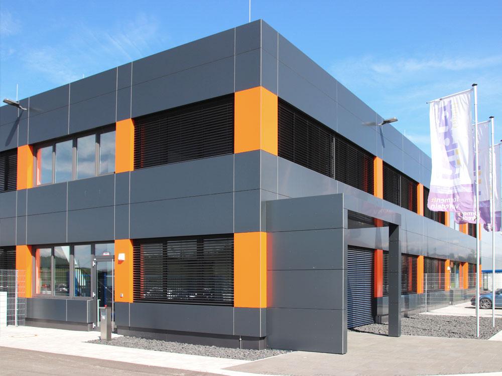 Bürobau - Hallenbau im Allgäu 2