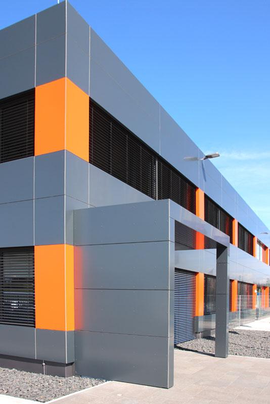 Bürobau - Hallenbau im Allgäu 4