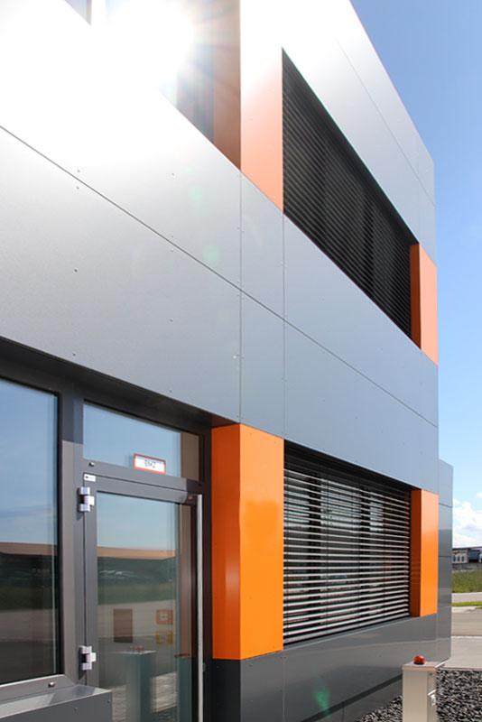 Bürobau - Hallenbau im Allgäu 7