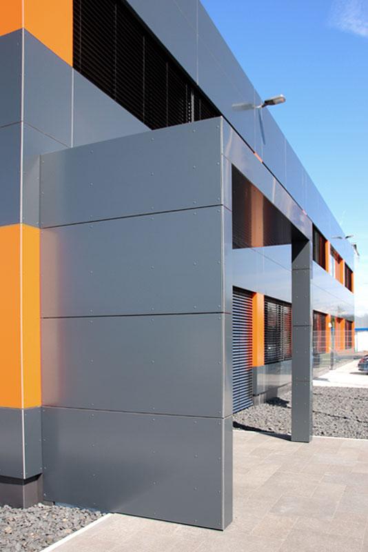 Bürobau - Hallenbau im Allgäu 8