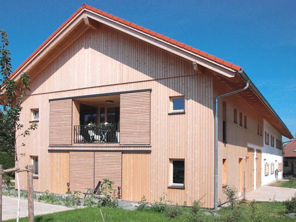 Hausbau Architekt im Allgäu