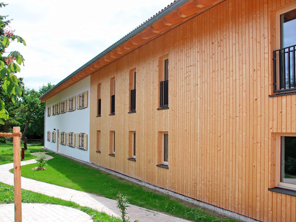 Neubau im Allgäu