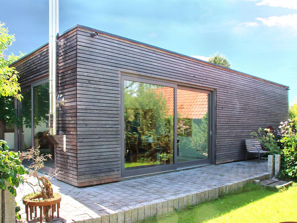 Architekturbüro Angerer - Neubau Büro im Allgäu