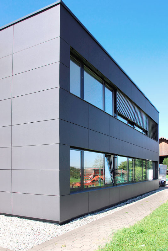 Büro Neubau Architektin Angerer 2