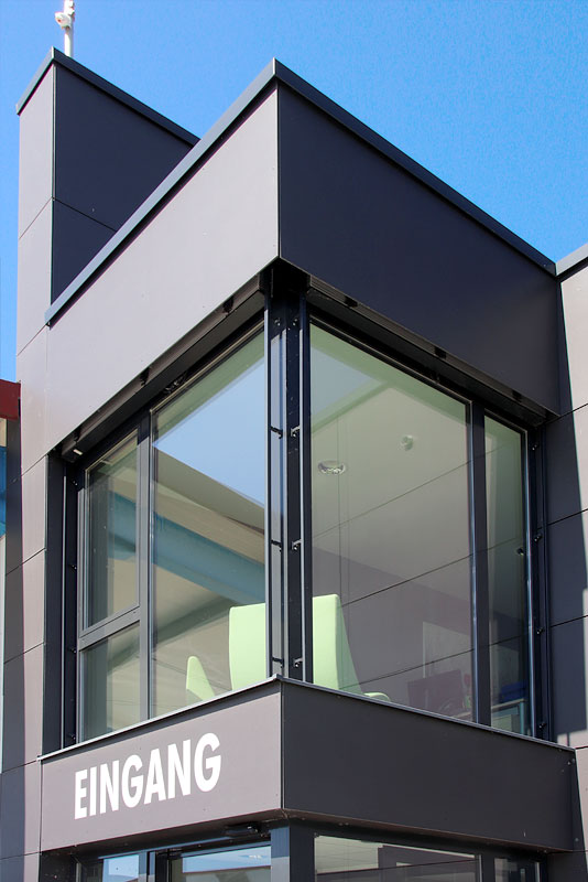 Büro Neubau Architektin Angerer 4