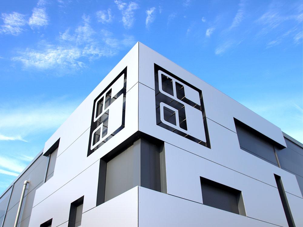 Neubau Halle Architektin Angerer