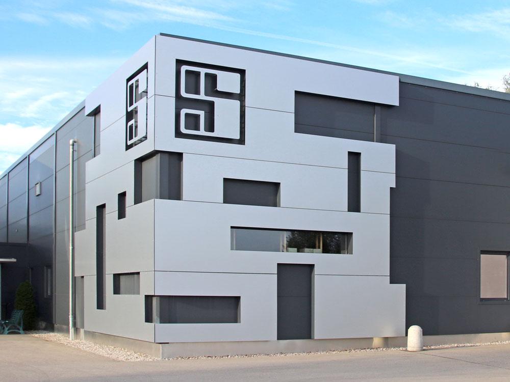 Hallenbau, Neubau