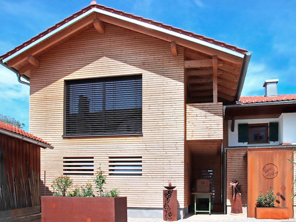 Holzhaus Architekt im Allgäu