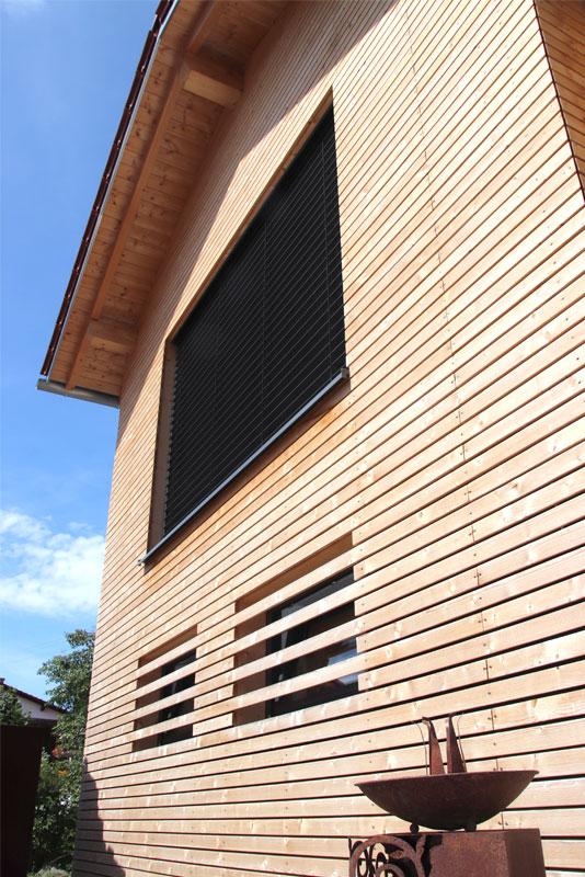 Holzhaus Wohnungsbau im Allgäu