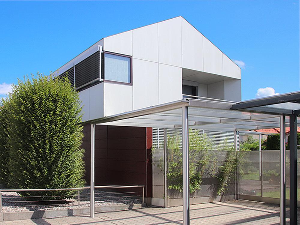 Wohnungsbau Architektin
