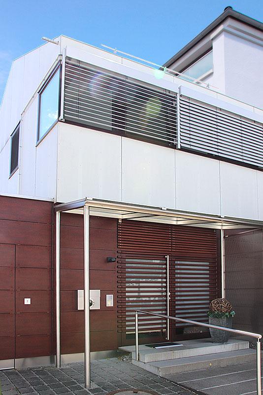 Wohnungsbau Architektin Angerer