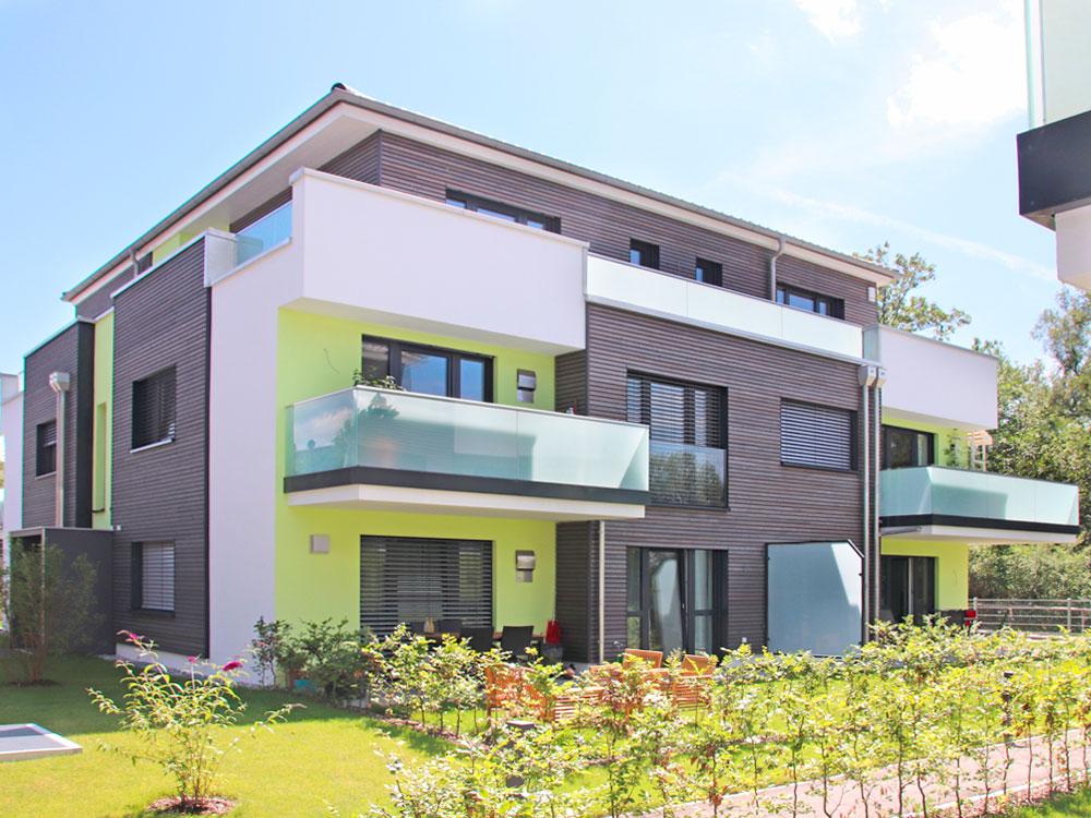 Wohnungsbau im Allgäu