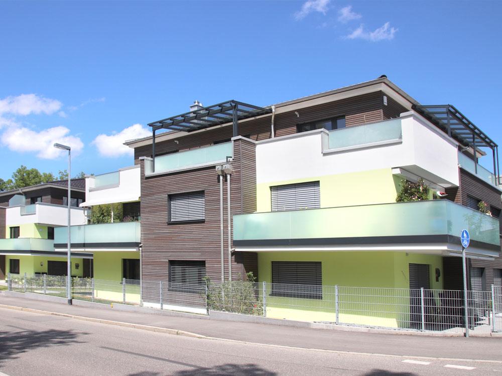 Wohnungsbau - Neubau