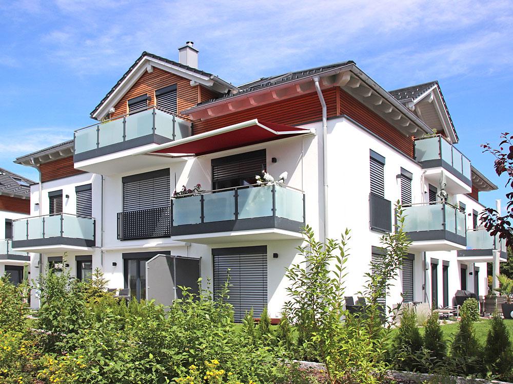 Wohnungsbau, Neubau Angerer