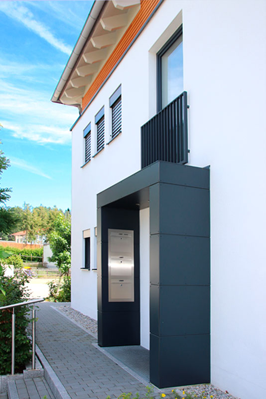 Wohnungsbau, Neubau